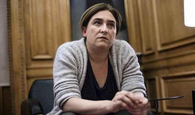 Ada Colau alcaldesa de barcelona, Caatalunya