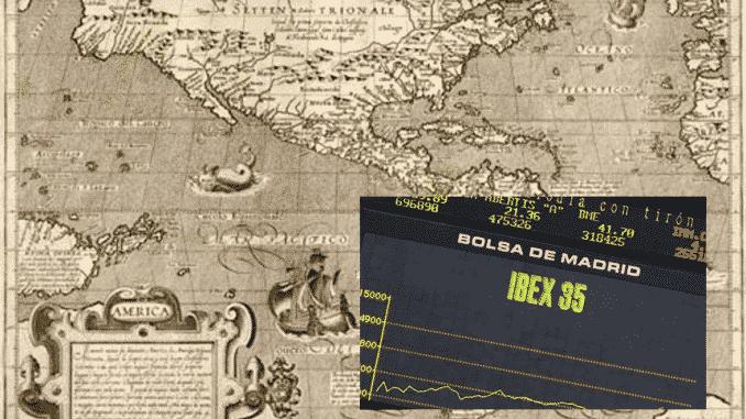 Geopolítica española en Suramerica a favor del Ibex 35
