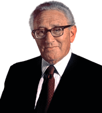 Retrato de Henry Kissinger