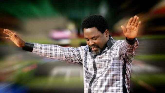 El predicador Joshua