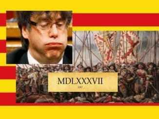 Puigdemont y los tercios catalanes