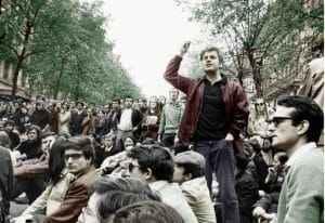 1968: érase una vez, hace 50 años.. hubo una pacífica revolución que muchos añoramos y otros necesitan