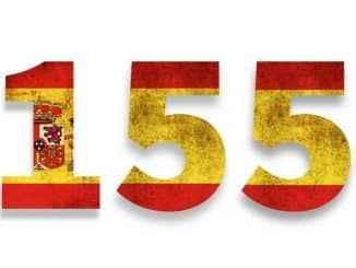 España: articulo 155