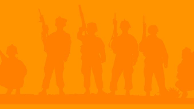Combate militar y la ley de murphy