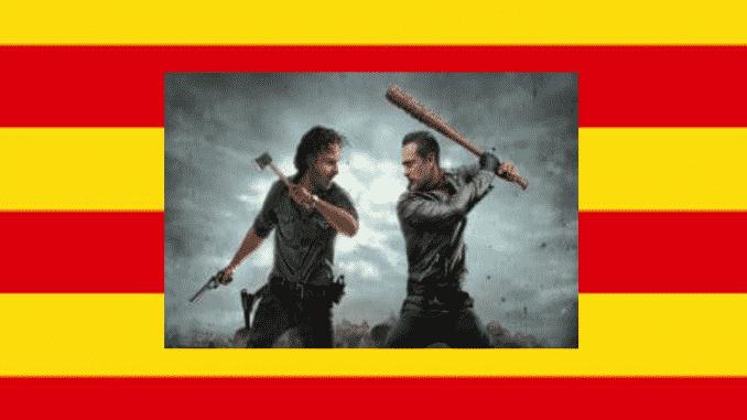 Conflictos en Cataluña