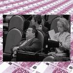 Ang mga pulitiko ay isang gastos para sa lahat