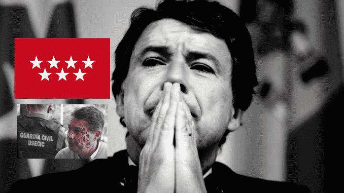 Ignacio Gonzalez corrupto en la Comunidad de madrid
