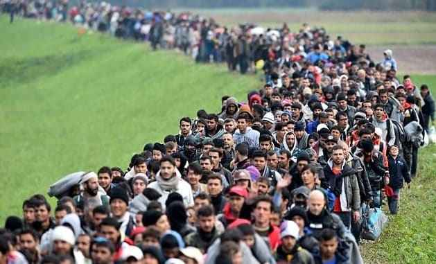Inmigración en Europa
