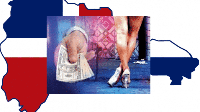 prostitución en la República Dominicana
