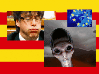 Puigdemont in a Unione Europea