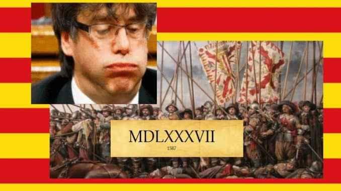Puigdemont und die katalanischen Drittel