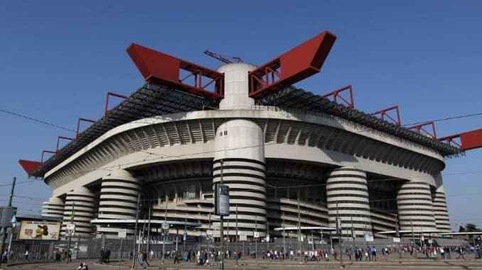 los estadios y infrastructuras deportivas pueden ser utlizados como carceres para detenciones masivas