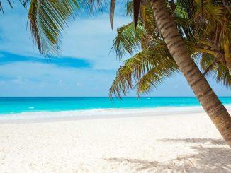 Плажът на Доминиканската република