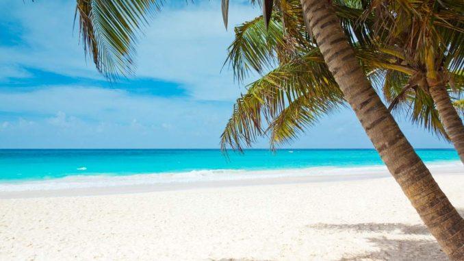 Playa de la República Dominicana