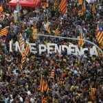 Pagbubunyag para sa indipendence ng Catalonia