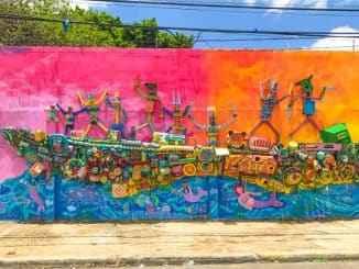 El arte dominicano sobresale del letargo y se expresa con personalidad arraigada en su cultura popular