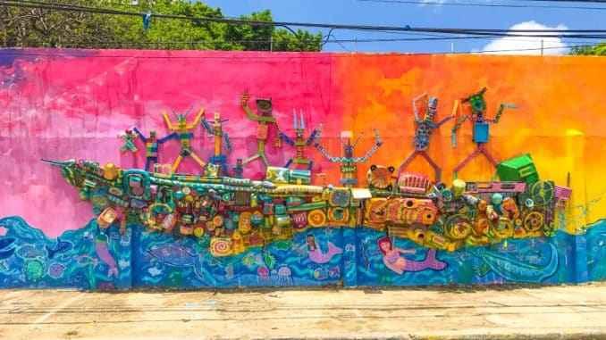Dominikonų menas atsipalaiduoja ir išreiškia save savo populiacijoje įsišaknijusia asmenybe