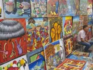 Alejandro Alsina: la cultura de un pueblo también se pinta, dibuja, plasma y modela con arte