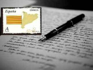 Каталонія: інша випадкова літера, з багатьох, які горіли перед відправкою