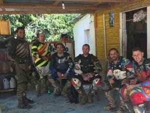 Enduro de Erick Motor Adventure en la República Dominicana