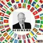 """Ротшильди, щось більше про відомих консультантів, щоб побачити наміри """"майстрів світу"""", групи, до якої вони належать."""