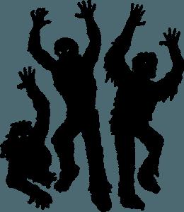 Una realidad social decidida por personajes de la políticaabyecta