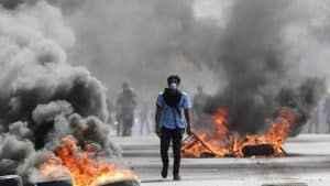 نیکاراگوئه: خون بی گناه علیه ستم