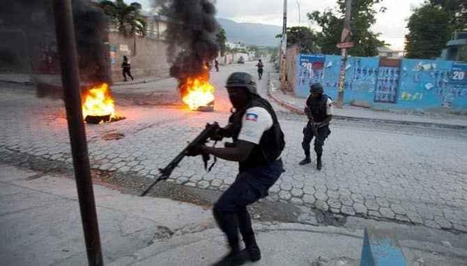 Karibia Haiti - Dominika terbakar, siapa yang akan mematikannya?