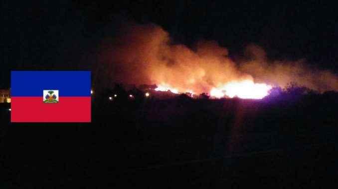 ¡Arde HAITÍ! Primicia informativa de los graves incidentes que están ocurriendo ahora mismo y durante los pasados 6 y 7 de Julio