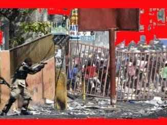 هائیتی و جمهوری دومینیکن توسط مردان نادان، مضطرب و بی عاطفه برگزار می شود