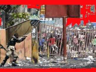 Haiti dan Republik Dominika yang dipegang oleh orang-orang bodoh, penakut, dan tak berperasaan