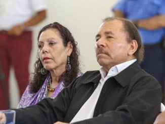 Nicaragua ba ya mika wuya ga DANIEL ORTEGA wanda ya yi imanin cewa kasar nan nasa ce