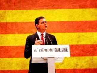 โครงการของ Pedro Sánchezสำหรับ Catalonia และยังคงอยู่ในอำนาจ
