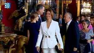 Las promesas electorales se han quedado sin cuestionar la realeza española