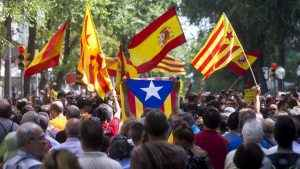 """El """"procés"""": España no reacciona como debería en defensa de sus intereses generales"""