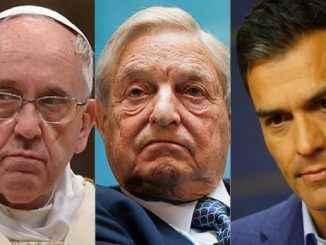 جورج سوروس و پدرو سانچز، نسخه دیگری در مورد تهاجم اروپا