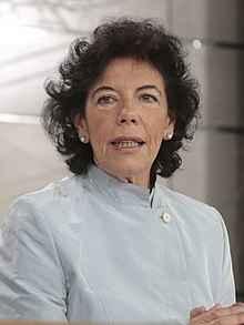 Isabel Celaá, Ministra del gobierno de España, nos toma por tontos