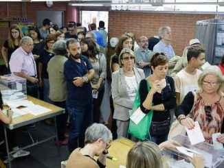 Da li biste bili. Prema odlučujući referendum o podjeli Catalunya u Španjolskoj?