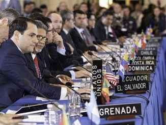 Die OAS erwägt eine Intervention in Venezuela und rettet den Stolz eines Volkes, das nicht mehr weiß, wohin es gehen soll